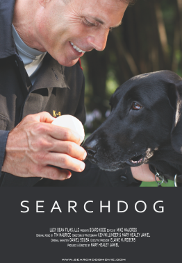 searchdog poster