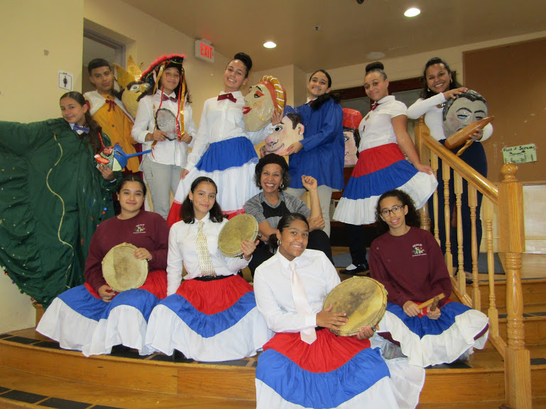 School workshops - Puerto Rican Institute for Arts and Advocacy, Inc.